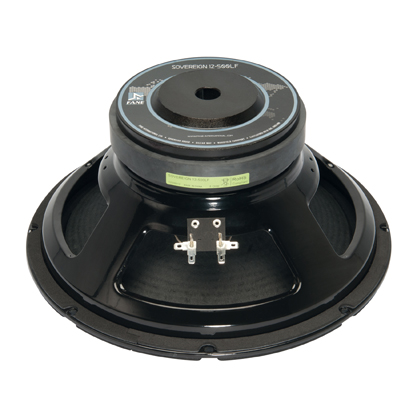 "Woofer 12"" 500W - SOVEREIGN 12-500LF"