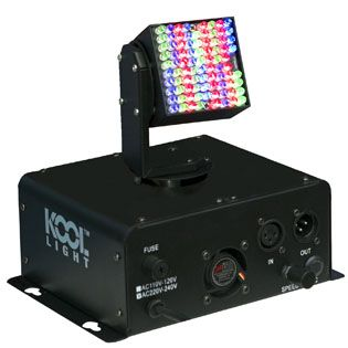 Mini Moving Head 86 LED's - DMX
